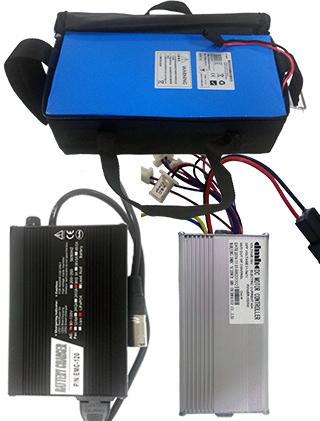 Lithium Conversion Kits