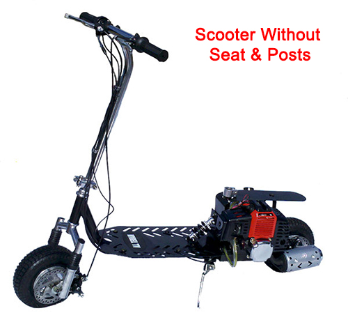 Without Seat And Posts